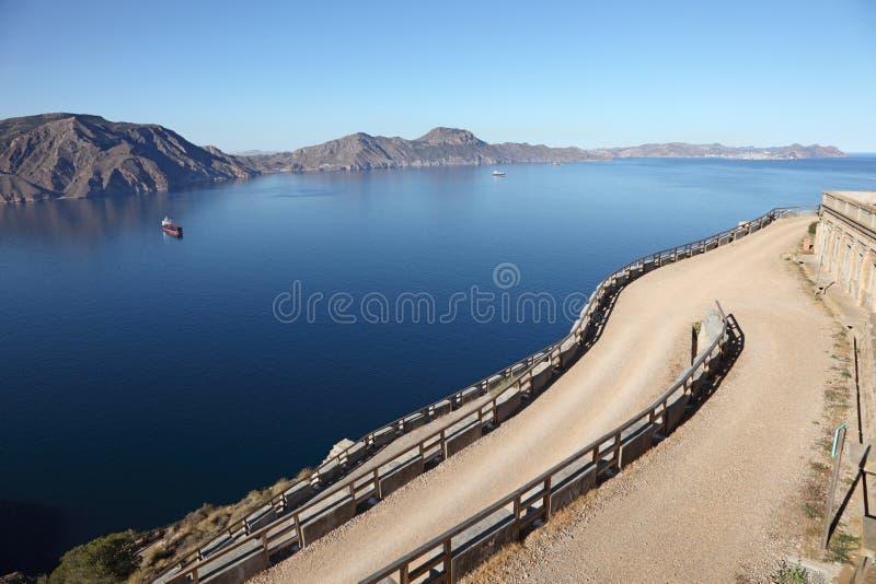 Download Mediterranean Coast In Spain Stock Image - Image of coast, spain: 33449881