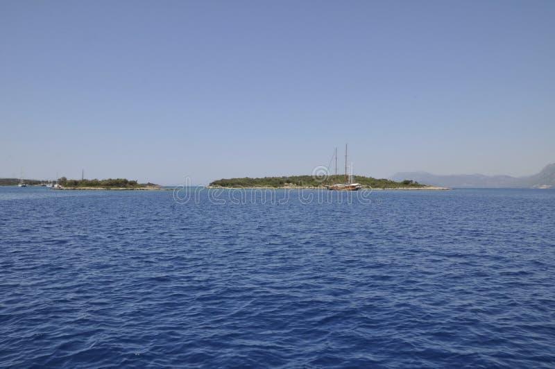 Download Mediterranean Coastline Royalty Free Stock Photo - Image: 20863375