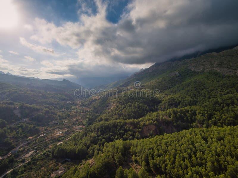 Mediterranean country. Spain, Costa Blanca royalty free stock photos