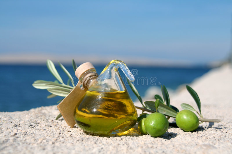 Mediterranean Feeling 3 stock photo