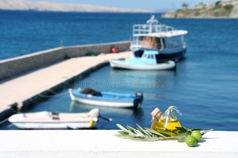 Mediterranean Feeling 4 stock images