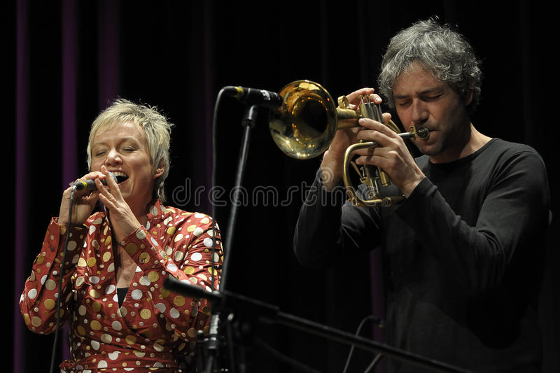 Mediterranean jazz stock images