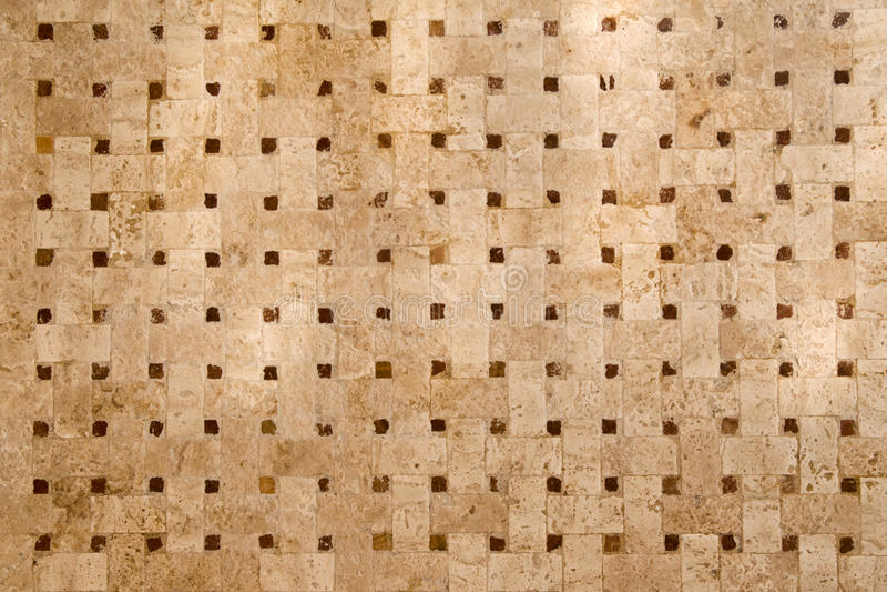 Mediterranean mosaic royalty free stock photo