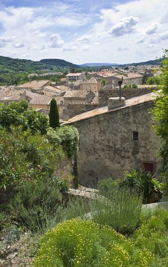 Mediterranean Rooftops royalty free stock photo