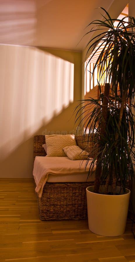 Download Mediterranean Room Interior Stock Image - Image: 4603023