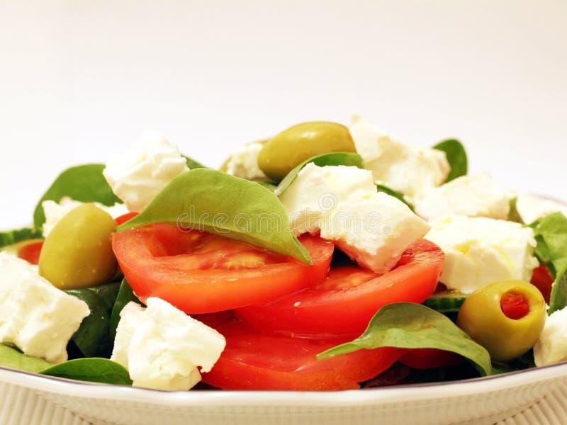 Download Mediterranean salad stock image. Image of crunchy, fresh - 20009587