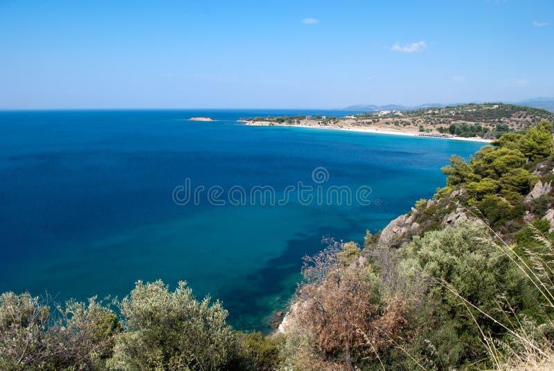 Download Mediterranean Sea stock image. Image of aqua, mediterranean - 25233325