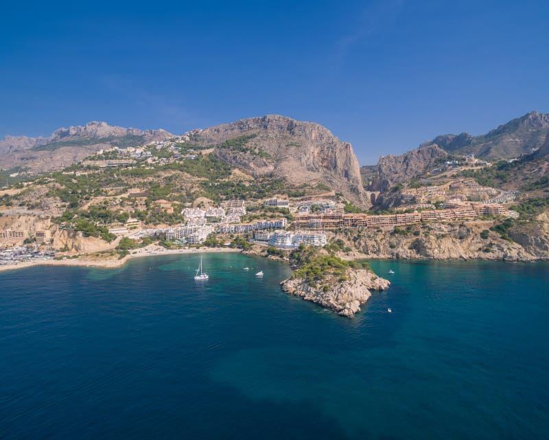 Download Mediterranean sea coast stock photo. Image of europe - 99254286