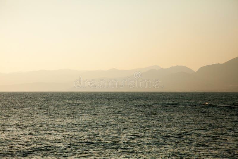 Download Mediterranean Sea At Sunrise Stock Image - Image: 32626579