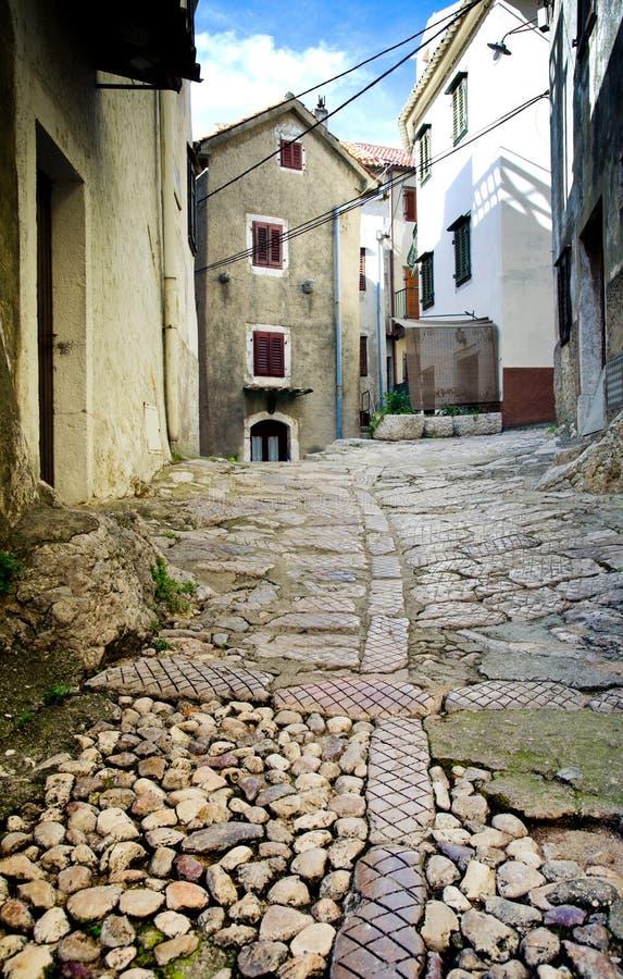 Mediterranean Street Royalty Free Stock Image