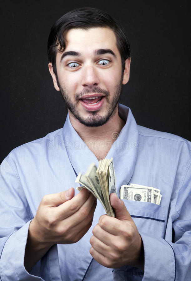 Download Get Rich From Home Royalty Free Stock Photo - Image: 30056165