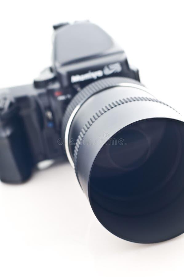 Download Medium format camera stock image. Image of photographer - 4845803