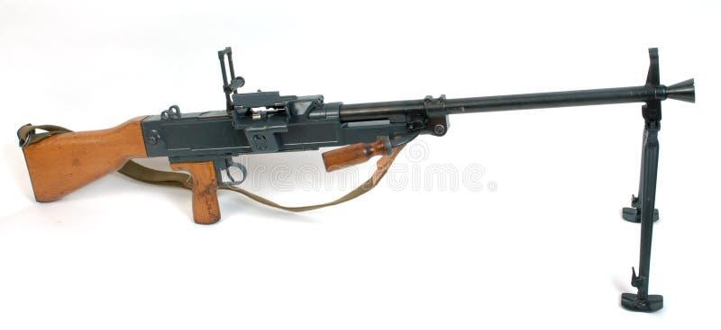 Download Medium Machine Gun On Bipod Stock Image - Image: 19036755