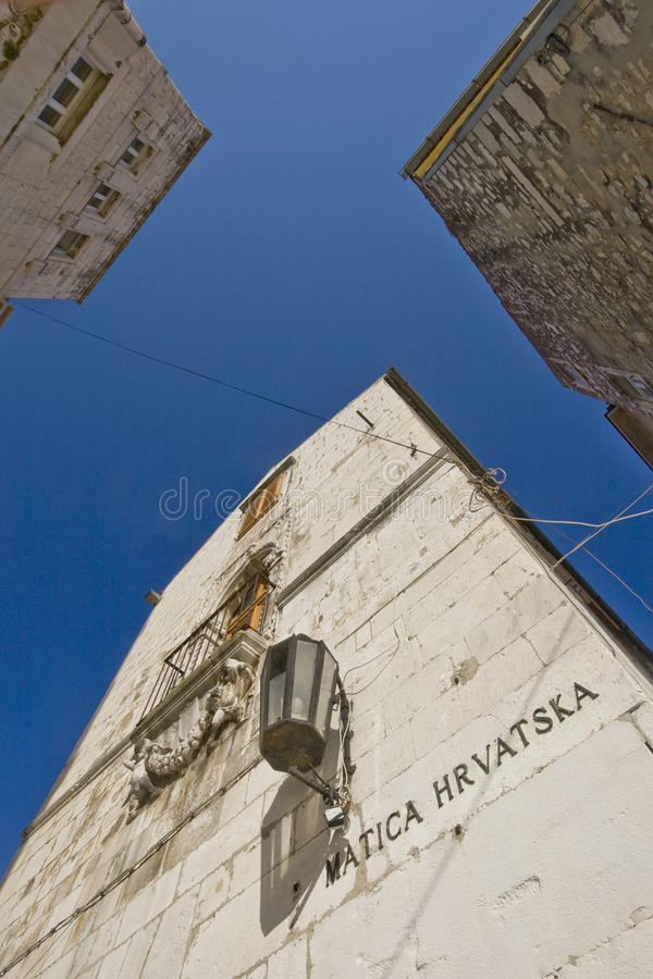 Medival Palaces Stock Photos