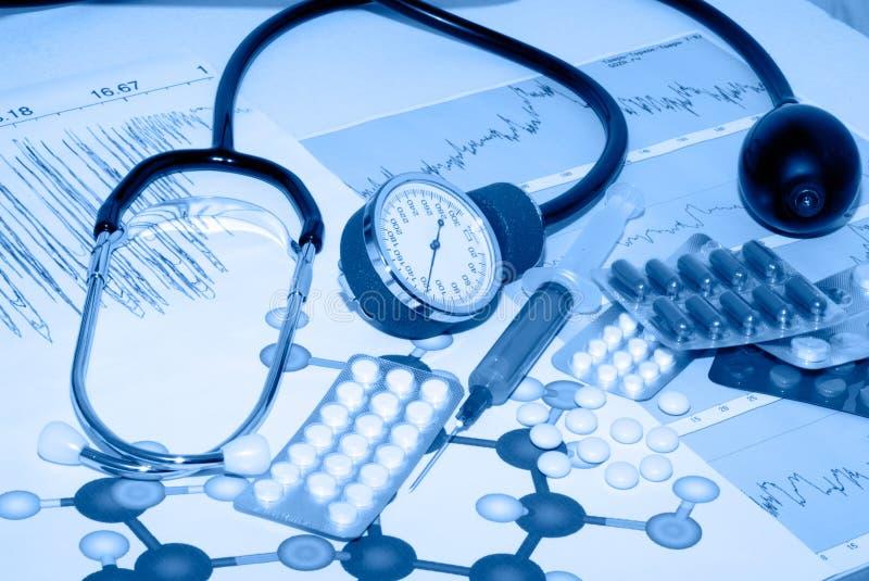 Medizinisch lizenzfreies stockfoto