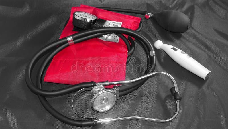 Medizinische Ausrüstung - Gesundheitswesen vektor abbildung