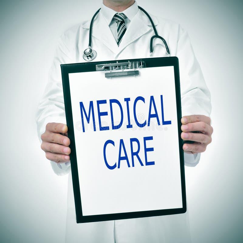 Medizinische Behandlung lizenzfreies stockfoto