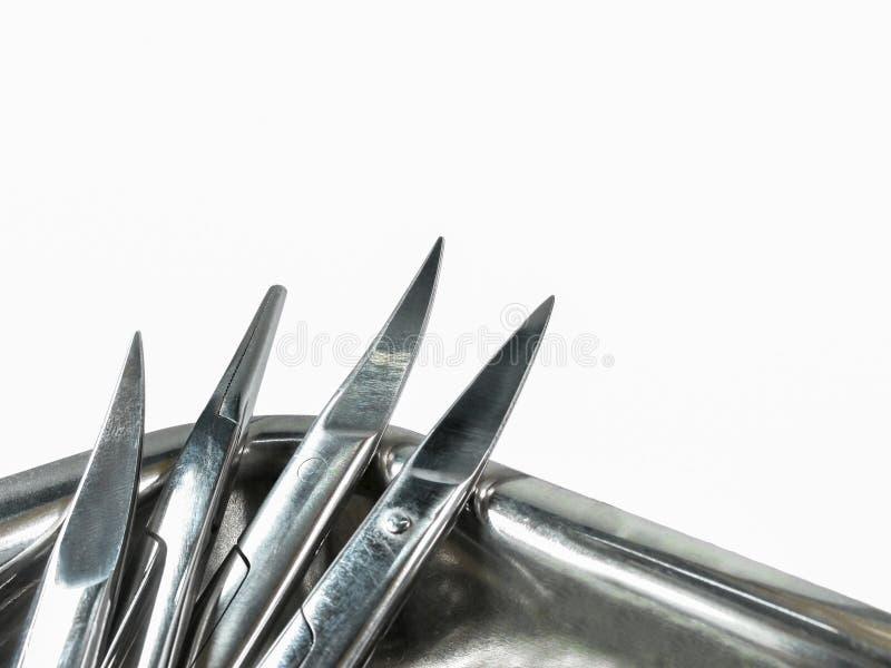 Medizinische Instrumente lizenzfreie stockfotos
