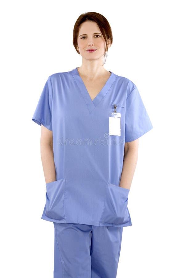Medizinische Krankenschwester lizenzfreie stockfotografie