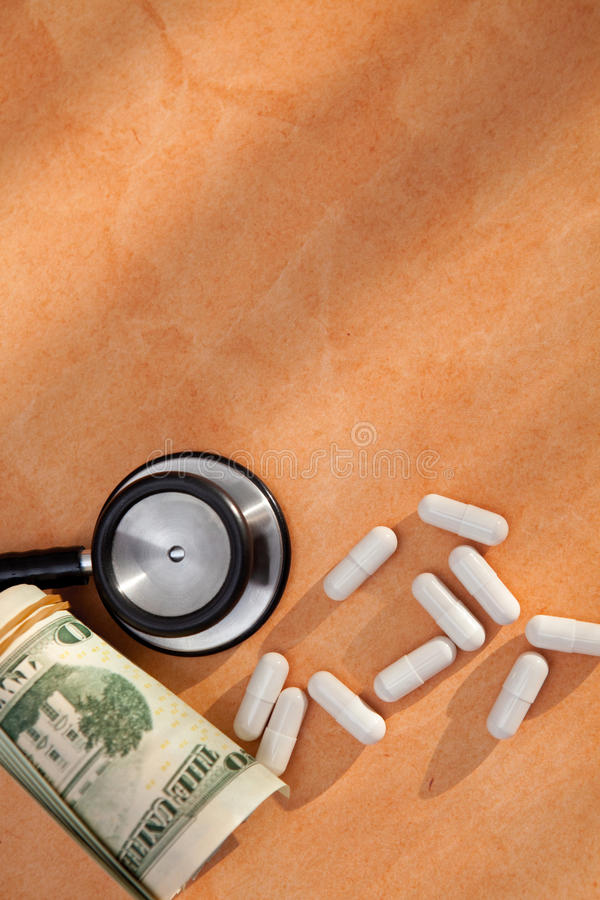 Medizinische Rechnung stockfotos