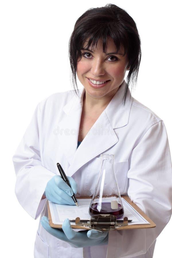 Medizinische Wissenschaft oder Forschung lizenzfreies stockfoto
