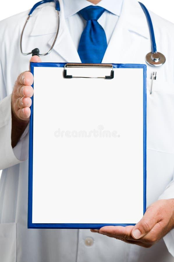 Medizinischer Rat stockbilder