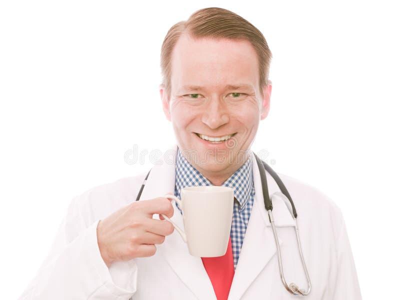 Medizinisches Heißgetränk stockbilder