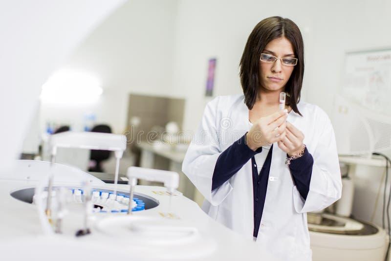 Medizinisches Labor stockbilder