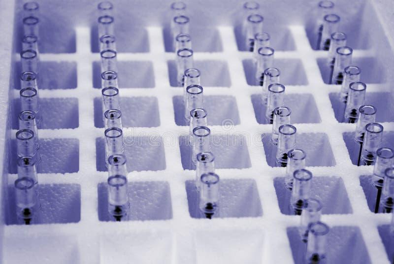 Medizinisches Laborreagenzien lizenzfreies stockfoto