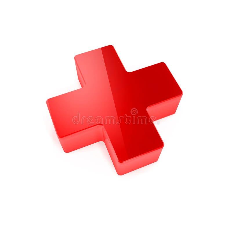 Medizinisches Rotes Kreuz Redaktionelles Foto - Bild: 12125286 | {Rotes kreuz symbol 74}