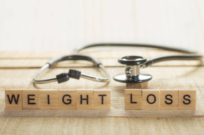Medizinisches und Gesundheitswesen-Konzept, Gewichtsverlust lizenzfreies stockfoto