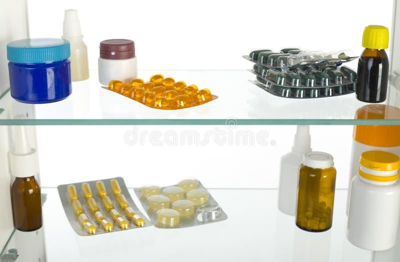 Medizinkasten stockfoto