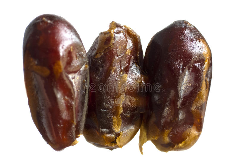Medjool Date. Macro on delicious medjool date stock images