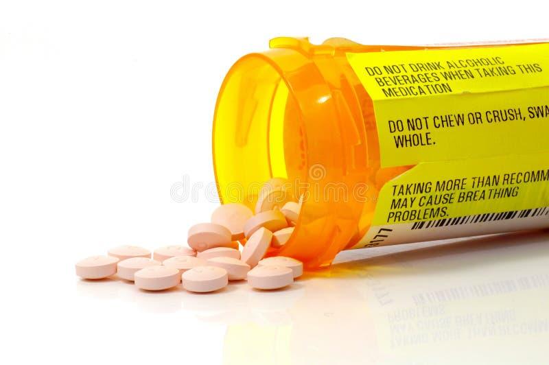 Download Meds imagem de stock. Imagem de pills, frasco, drogas, nassau - 61321