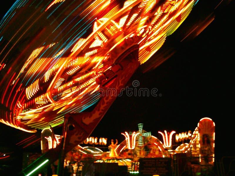 Medulin Luna Park l'août 2006 image libre de droits