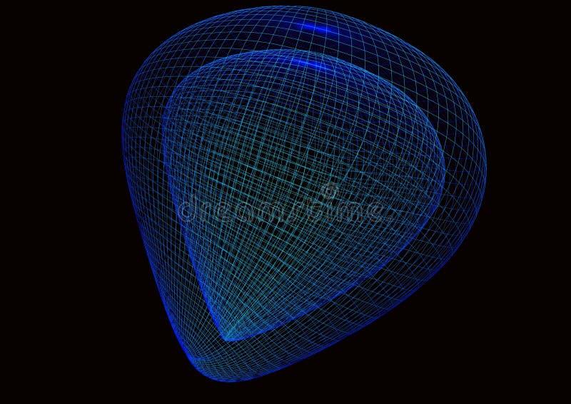 medusas 3D libre illustration