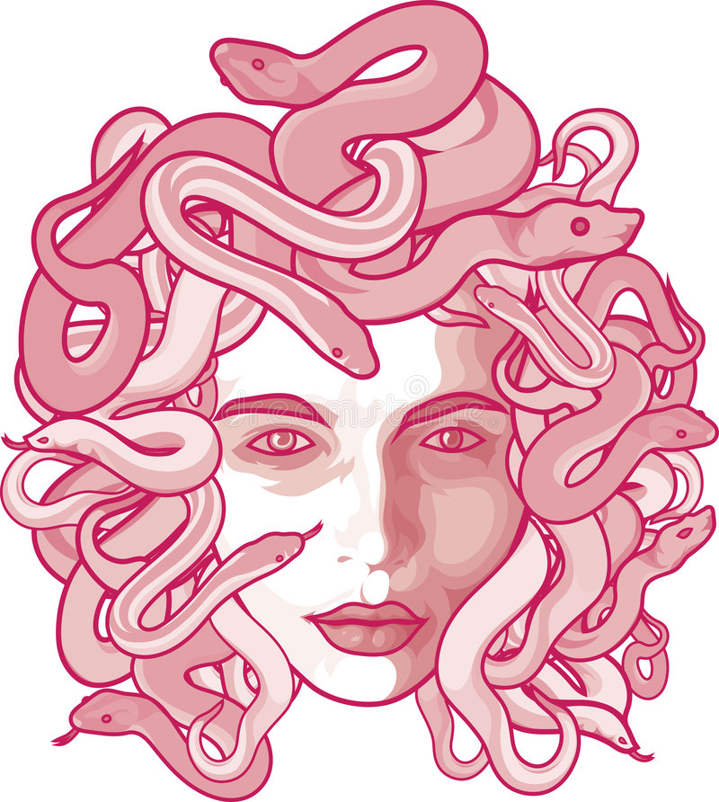 meduza ilustracja wektor