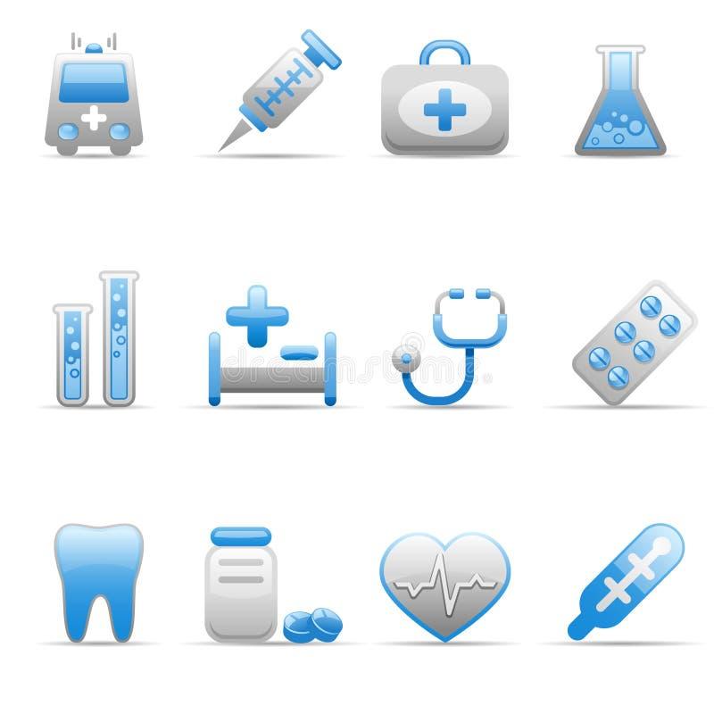 medycyna royalty ilustracja