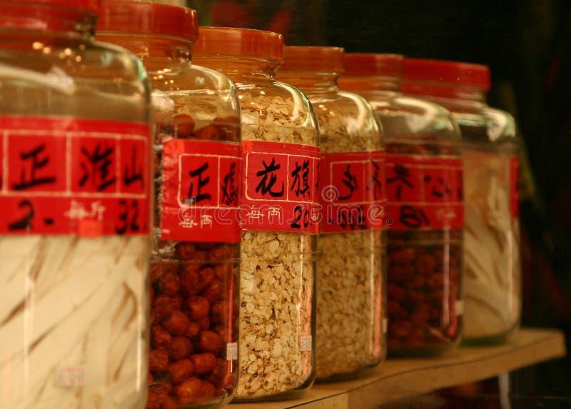 medycyna chińska obrazy stock