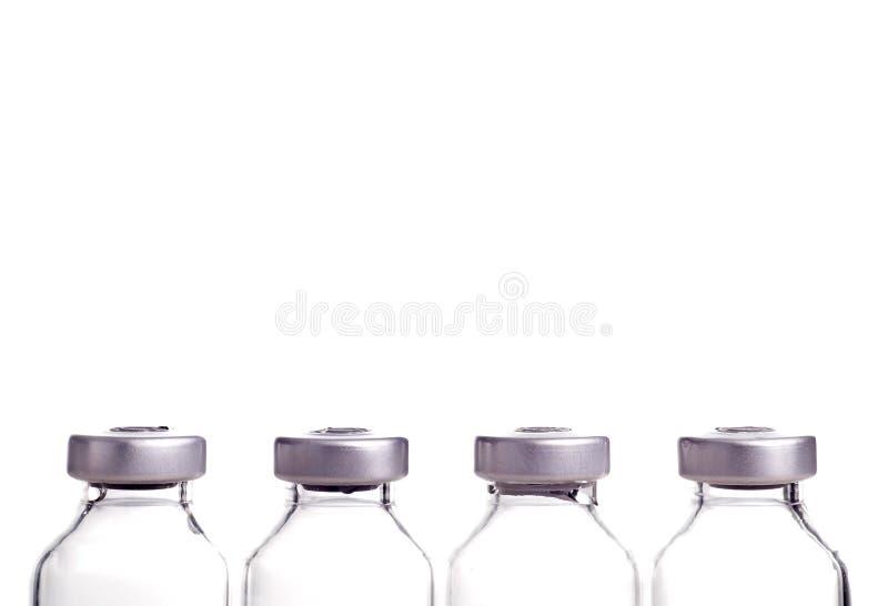Medycyna w buteleczkach fotografia royalty free