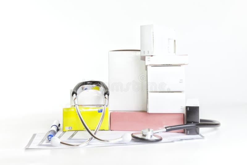 medycyny obraz royalty free