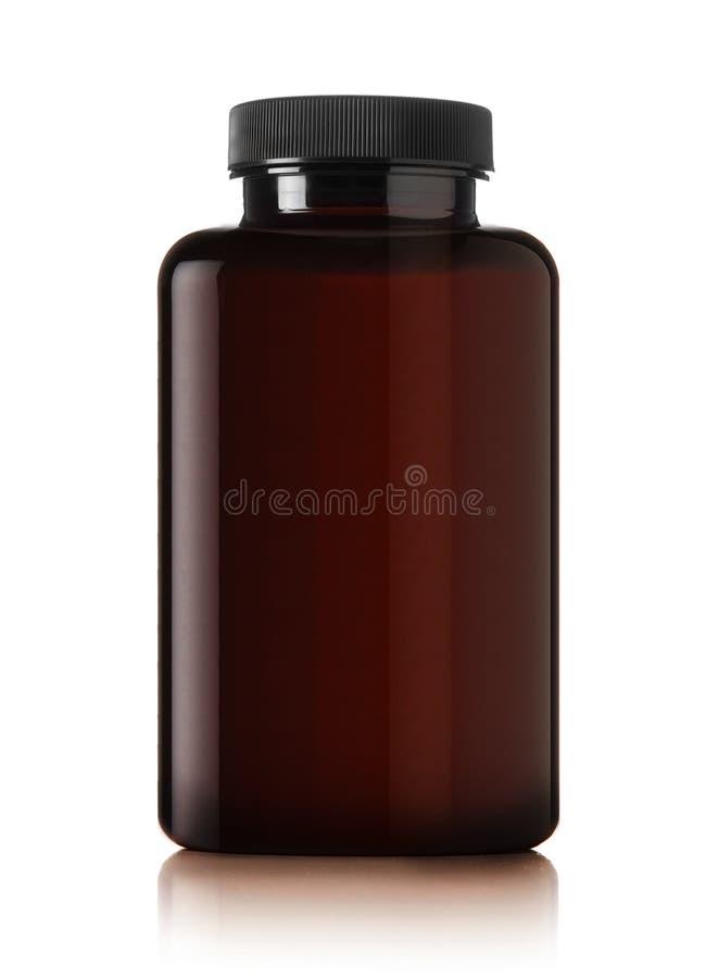 Medycyny butelka zdjęcie stock