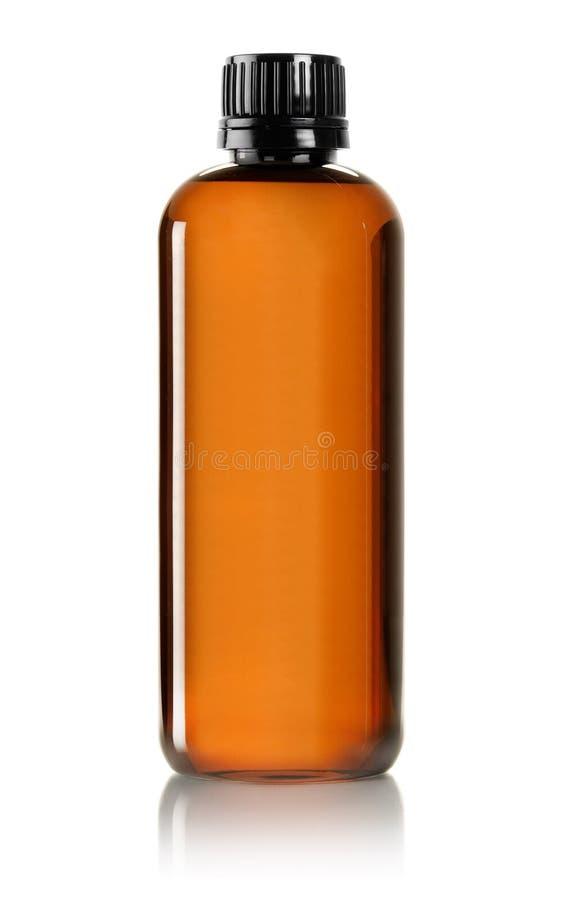 Medycyny butelka zdjęcia royalty free