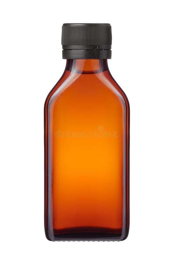 Medycyny butelka lub kosmetyka produkt obraz stock