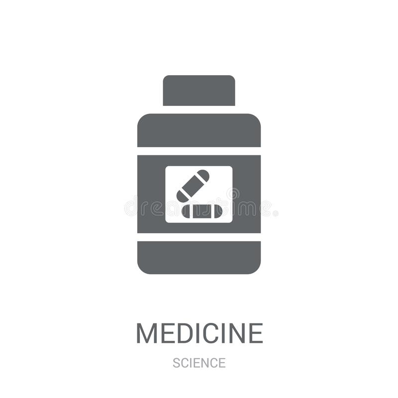 Medycyny ikona  ilustracja wektor