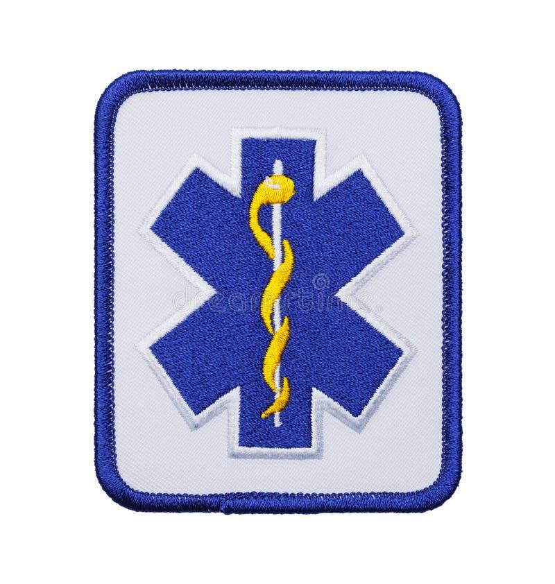 Medyczna EMT łata zdjęcie stock