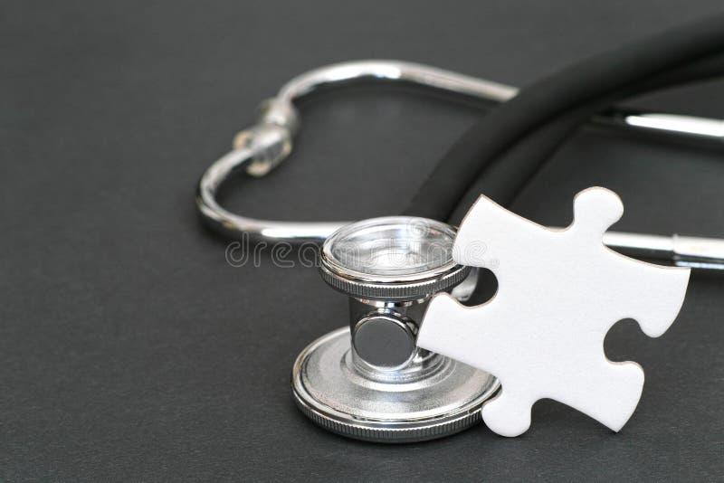 Medyczna tajemnica fotografia stock