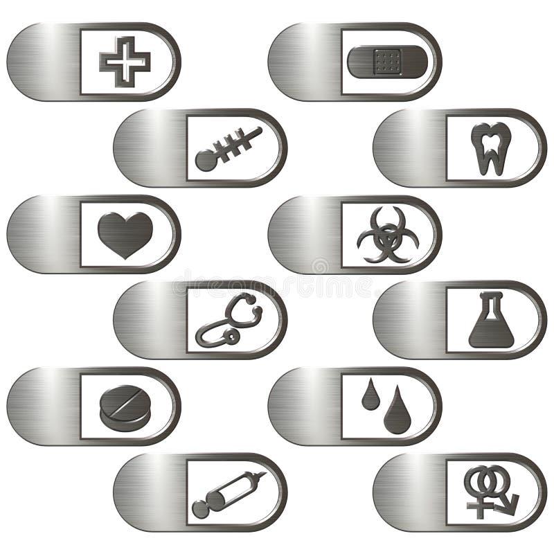 Download Medyczny ilustracji. Ilustracja złożonej z ból, ilustracje - 13338742