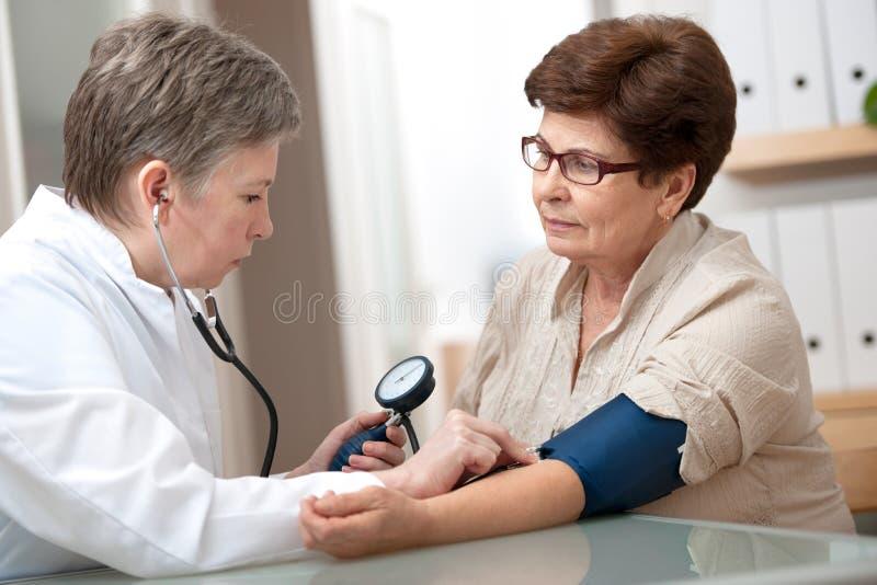 Medyczny egzamin obrazy stock