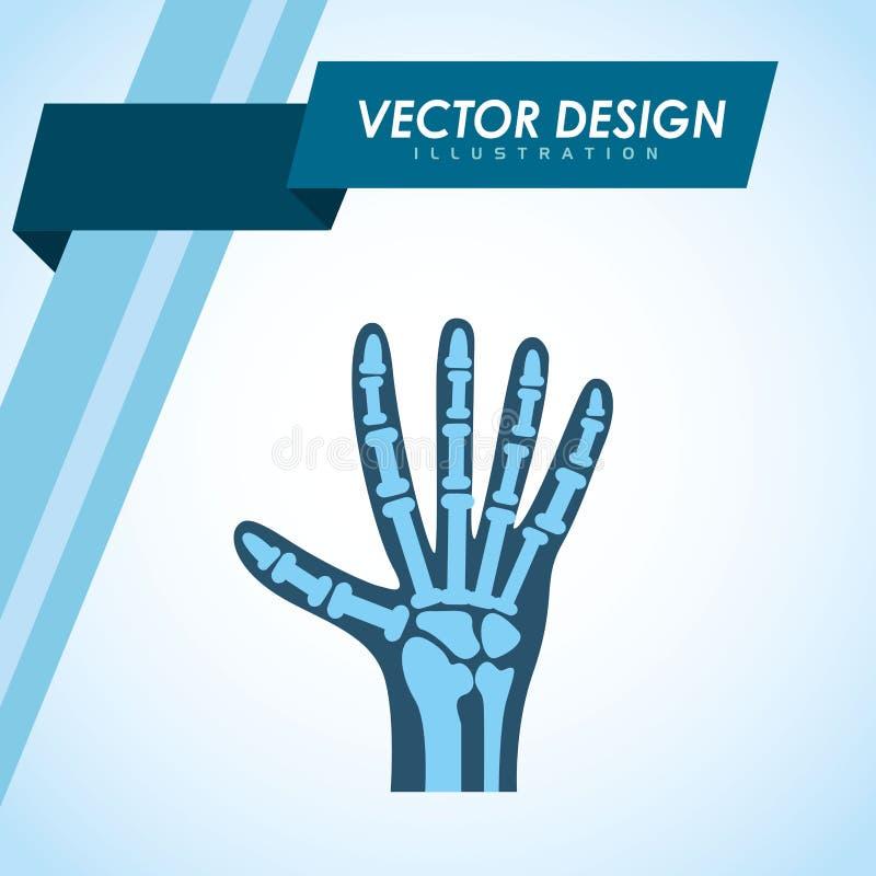 Medyczny ikona projekt ilustracja wektor